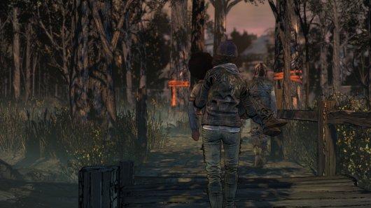 Screenshot for Walking Dead: The Final Season, The 5