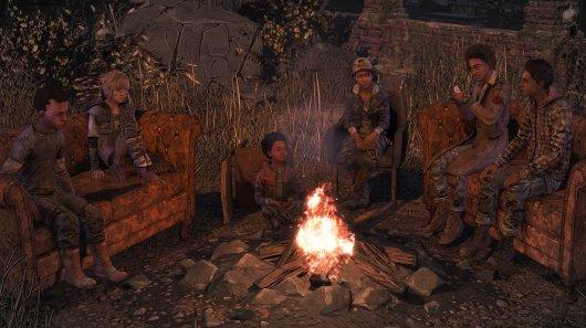 Screenshot for Walking Dead: The Final Season, The 3