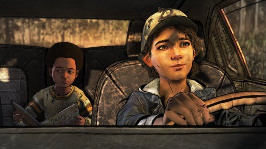 Screenshot for Walking Dead: The Final Season – Episode One: Done Running, The 1