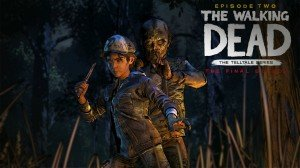The Walking Dead: The Final Season – Episode Two: Suffer the Children Box Cover