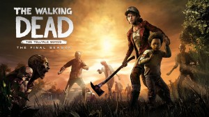 The Walking Dead: The Final Season – Episode Four: Take Us Back Box Cover