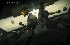Lone Echo Box Cover