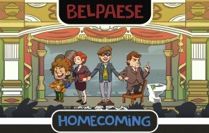 BELPAESE: Homecoming Box Cover