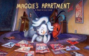 Maggie's Apartment Box Cover