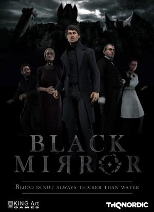 Black Mirror Box Cover