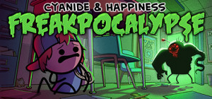 Cyanide & Happiness: Freakpocalypse – Part 1: Hall Pass to Hell Box Cover