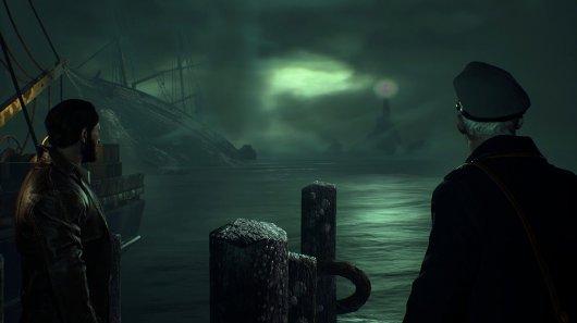 Screenshot for Call of Cthulhu 3