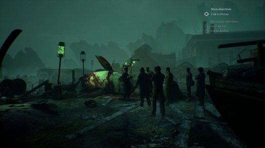 Screenshot for Call of Cthulhu 4