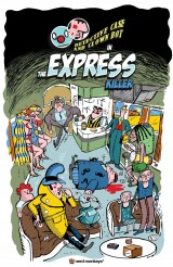 Detective Case and Clown Bot: The Express Killer