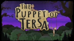 The Puppet of Tersa: A Curious Place Box Cover