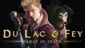 Dance of Death: Du Lac & Fey Box Cover