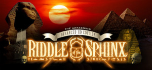 Riddle of the Sphinx: The Awakening Box Cover