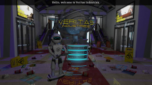 Veritas Screenshot #1