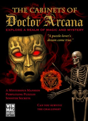 The Cabinets of Doctor Arcana Box Cover