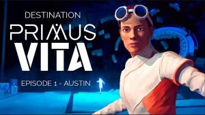 Destination Primus Vita: Episode 1 – Austin Box Cover