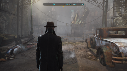 Screenshot for Sinking City, The 4
