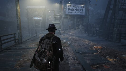 Screenshot for Sinking City, The 1