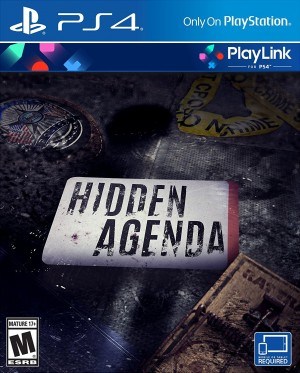 Hidden Agenda Box Cover