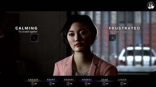Screenshot for Hidden Agenda 2