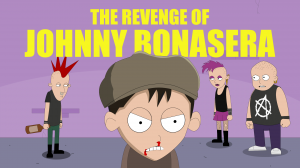 The Revenge of Johnny Bonasera Box Cover