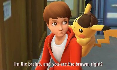 Screenshot for Detective Pikachu 2