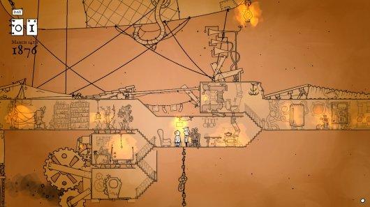 Screenshot for 39 Days to Mars 2