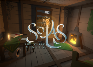 Solas and the White Winter Box Cover