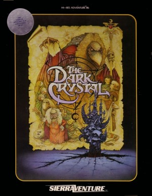 The Dark Crystal Box Cover