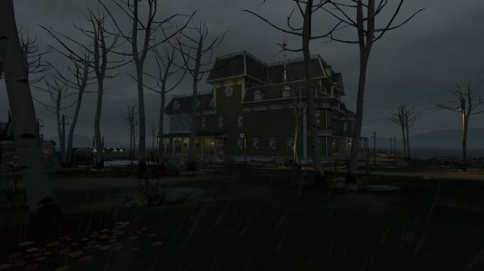 Screenshot for Invisible Hours, The 1