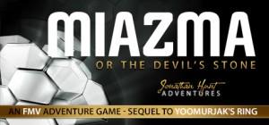 Miazma or the Devil's Stone Box Cover
