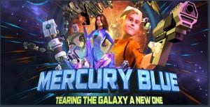 Mercury Blue Box Cover
