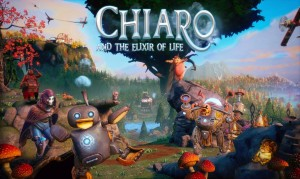 Chiaro and the Elixir of Life Box Cover