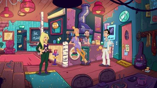 Screenshot for Leisure Suit Larry: Wet Dreams Don