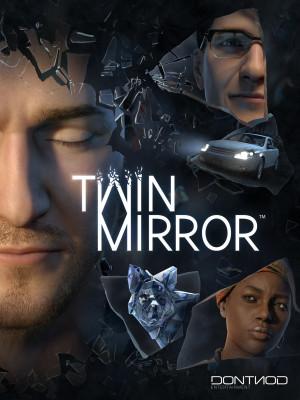 Twin Mirror Box Cover