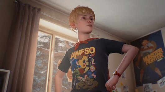 Screenshot for Awesome Adventures of Captain Spirit, The 2