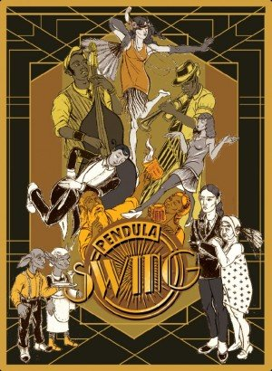 Pendula Swing: Episode 1 – Tired and Retired Box Cover