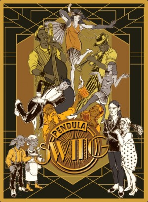 Pendula Swing: Episode 3 – Orcing Hard or Hardly Orcing Box Cover