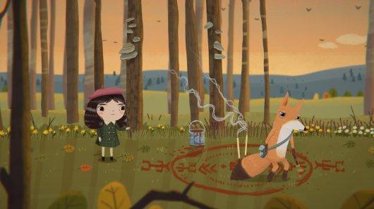 Screenshot for Little Misfortune 2