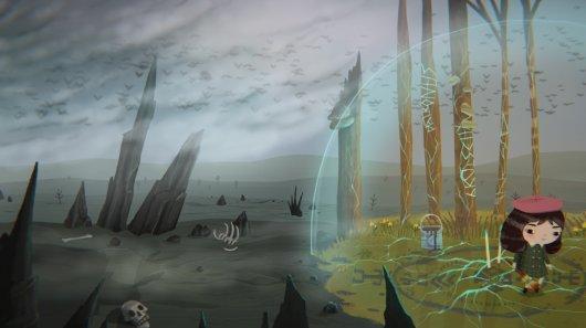 Screenshot for Little Misfortune 3