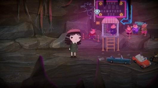 Screenshot for Little Misfortune 4