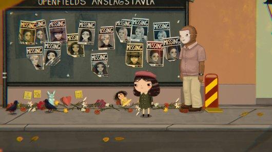 Screenshot for Little Misfortune 5