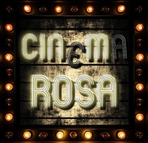 The Cinema Rosa Box Cover