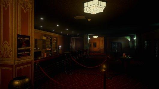 Screenshot for Cinema Rosa, The 1