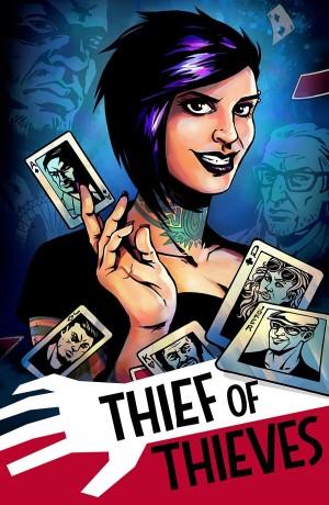 Thief of Thieves: Season One Box Cover