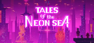 Tales of the Neon Sea Box Cover