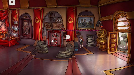 Screenshot for Irony Curtain: From Matryoshka with Love 6