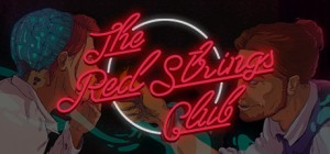 The Red Strings Club Box Cover