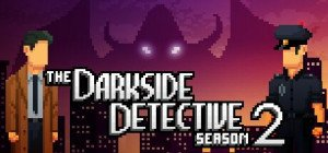 The Darkside Detective: A Fumble in the Dark Box Cover