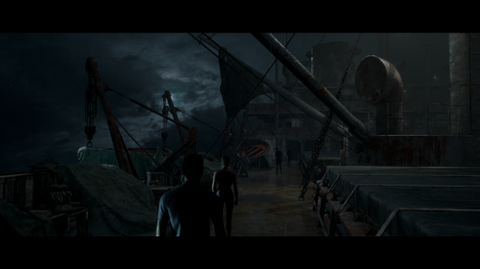 Screenshot for Dark Pictures Anthology: Man of Medan, The 3