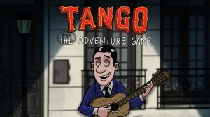Tango: The Adventure Game Box Cover
